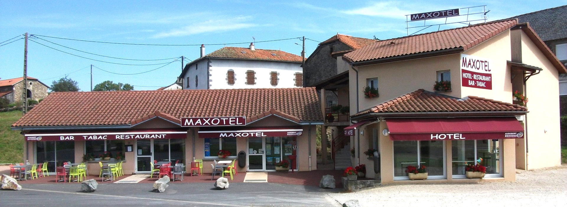 Hotel restaurant routier Espinat Ytrac Aurillac